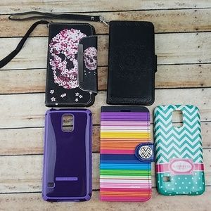 Accessories - Samsung Galaxy S5 cases